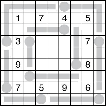 Dr  Sudoku Prescribes: Thermo-Sudoku | WIRED