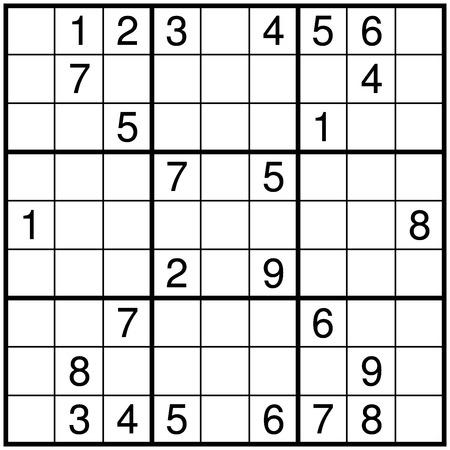 The Art of Puzzles - Friday Puzzle #136 - SVPF Adult Sudoku Tournament ...